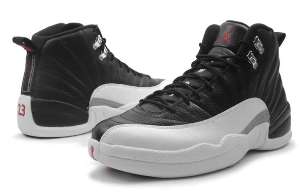 Air Jordan 12 Playoffs Retro 2012