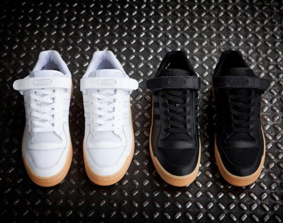 adidas vintage basket low forum low basket Défi J'arrête, j'y gagne! e19758
