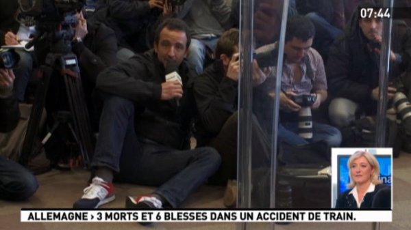 Cyril Eldin en New Balance 576 France