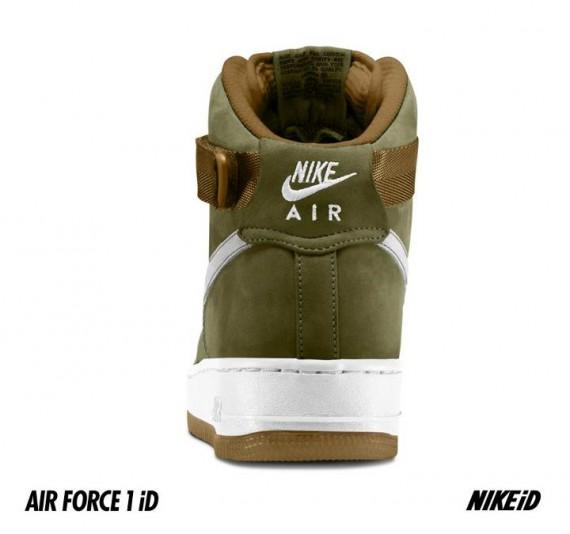 Nike Air Force 1 ID 10th Mtn Division