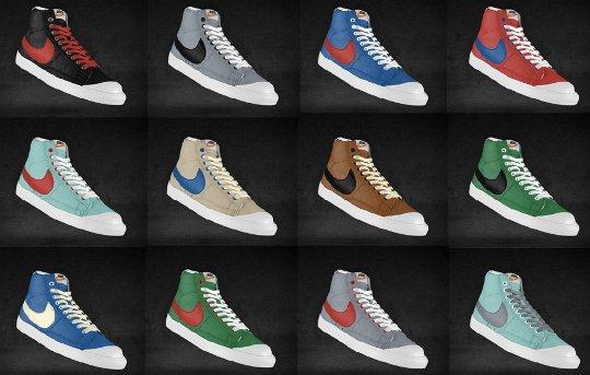 Nike Blazer ID