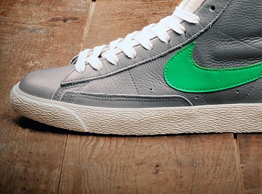 Nike Blazer High x Size? (Stussy)