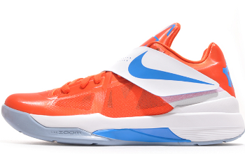 Nike Zoom KD 4 Team Orange