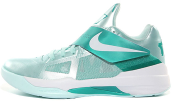 Nike Zoom KD 4 Mint Candy