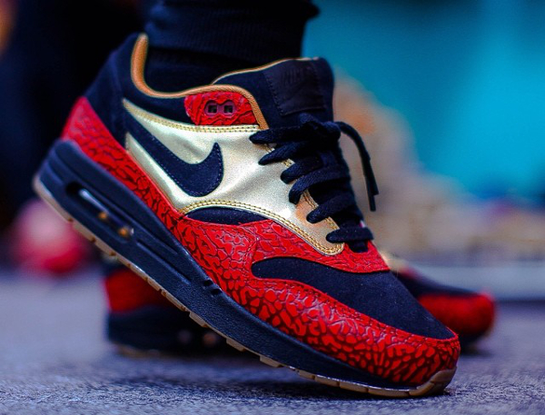 Nike Air Max 1 ID Elephant -BoutthatJaelife (1)