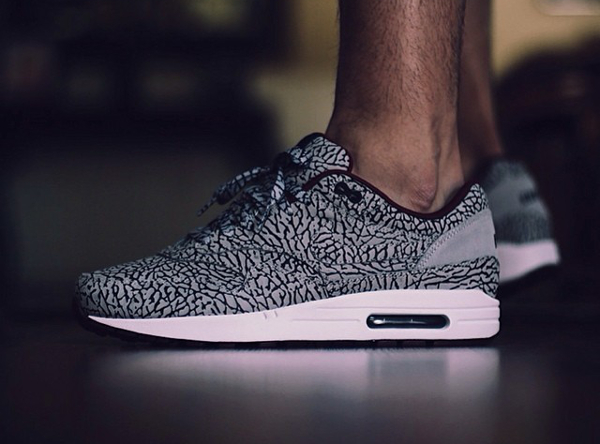 Nike Air Max 1 ID Elephant - Neverwearthem