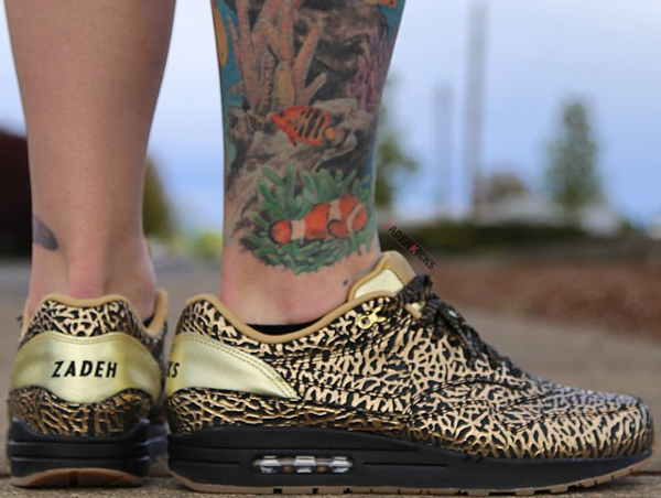 Nike Air Max 1 ID Elephant - Zadehkicks-1