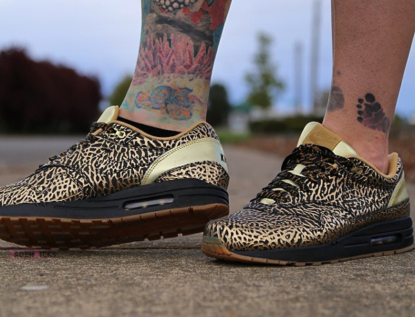 Nike Air Max 1 ID Elephant - Zadehkicks