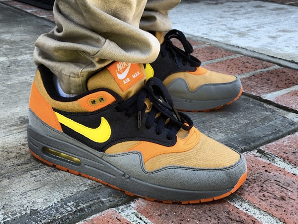 Nike Air Max 1 ID Hallowen - Fuser86