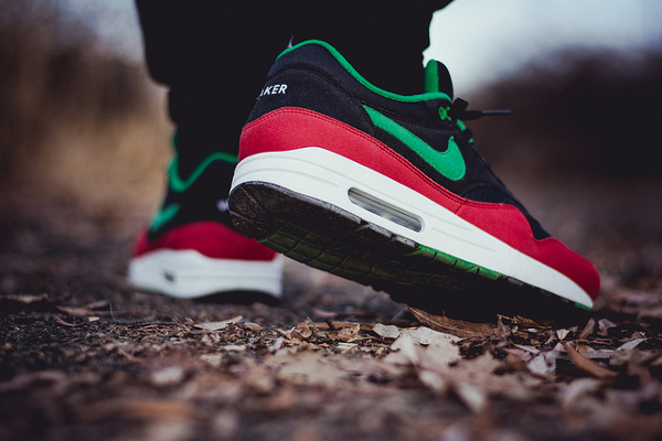 Nike Air Max 1 ID St Nick - Vagrant
