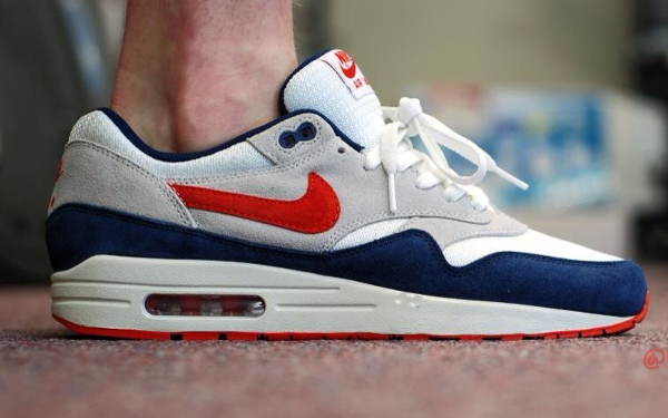 Nike Air Max 1 ID USA - Lemon_diesel