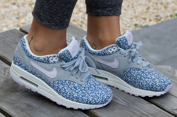 Nike Air max 1 ID Liberty - Fashiolista