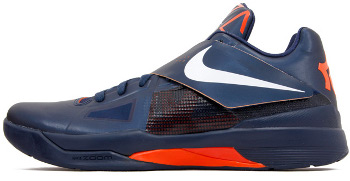 Nike Zoom KD 4 Midnight Navy