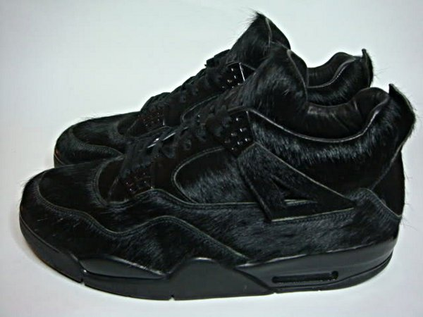 Air Jordan 4 Pony Hair
