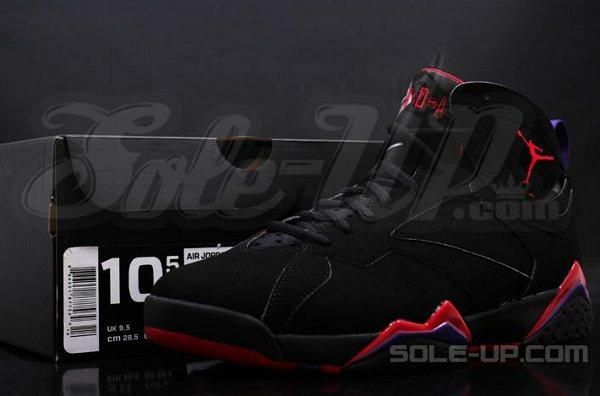 Air Jordan 7 Retro Raptor 2012