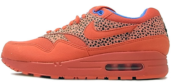 Nike Air Max 1 Safari Red
