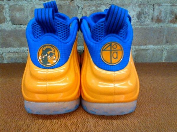 Nike Air Foamposite One Knicks
