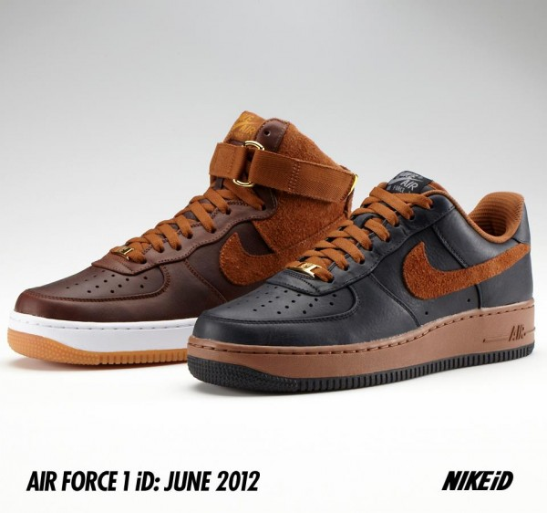 Air Force 1 ID Pioneer Leather