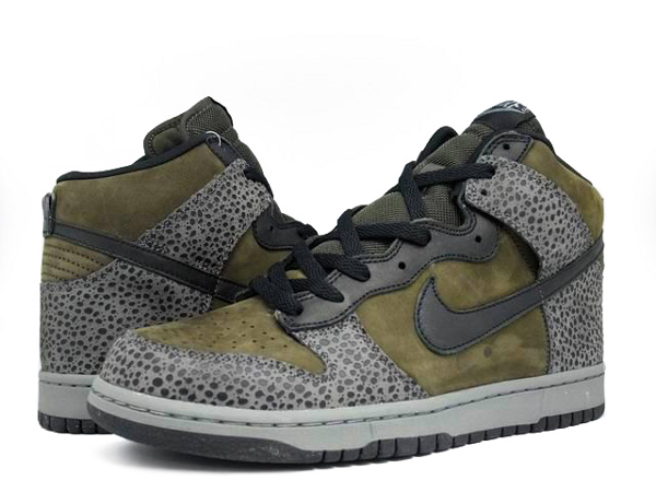 Nike Dunk High Safari