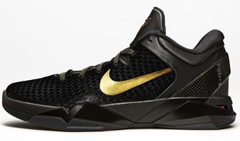Nike Zoom Kobe 7 Elite Black