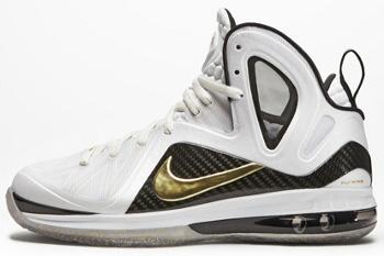 Nike LeBron 9 P.S. Elite Home'