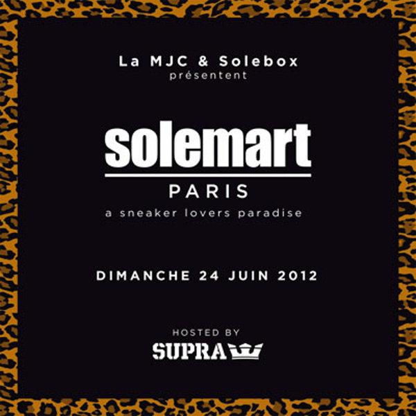 Solemart Paris 2012