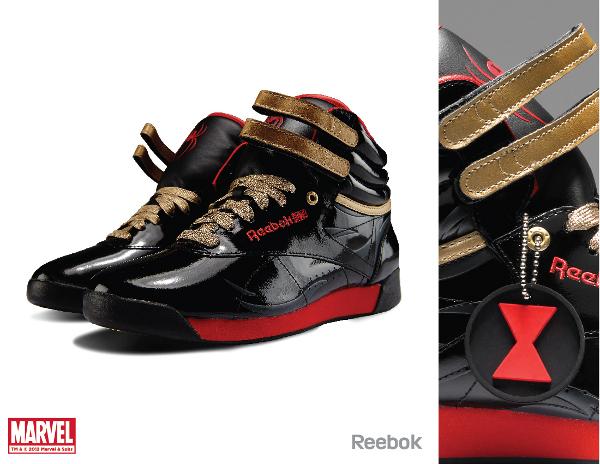 Marvel x Reebok : la collection complète de baskets !