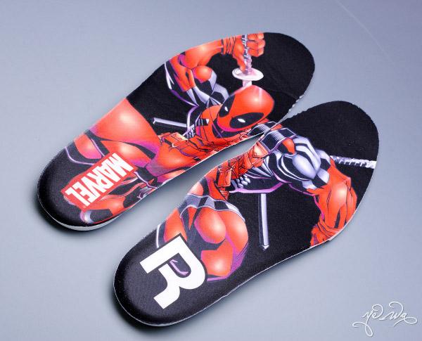 Marvel x Reebok Pump Omni Lite Deadpool