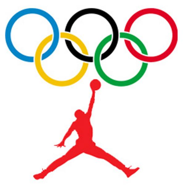 Les Jordan Olympic 15 baskets en or !