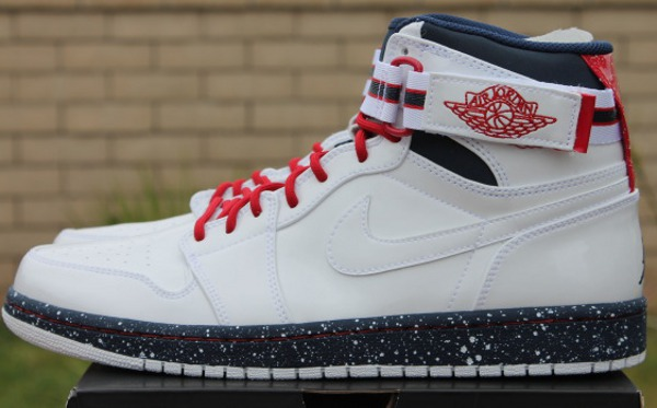 Air Jordan 1 High Strap Olympic