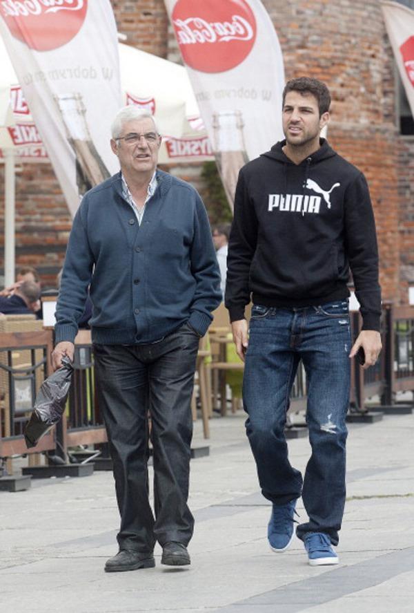 Cesc Fabregas en Puma
