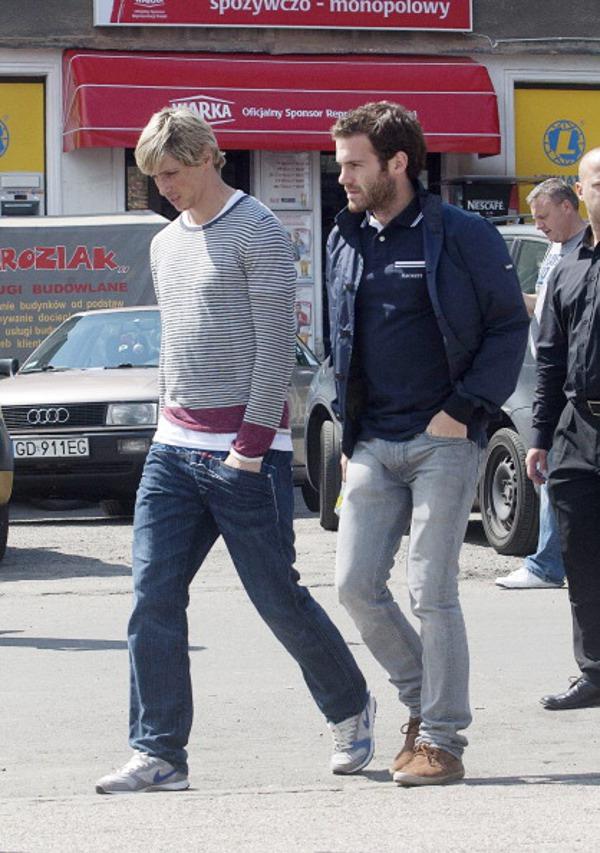 Fernando Torres en Nike Vortex