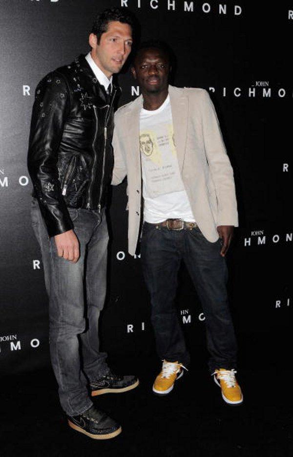 Marco Materazzi en Nike Vandal