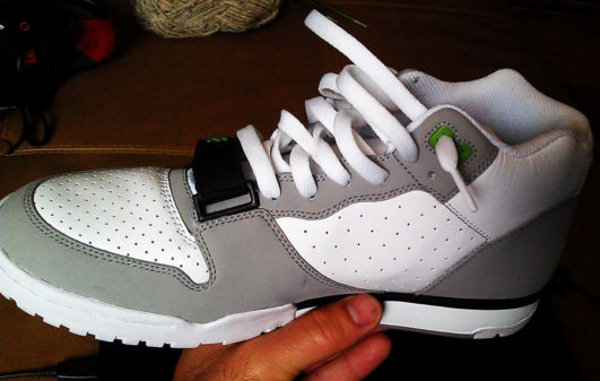 "Nike Air Trainer 1 Premium ""Chlorophyll"""