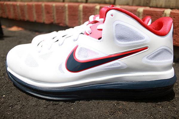 Les Lebron 2012 De 9 Londres Pour Usa Une Jo Nike xgqzX55Z