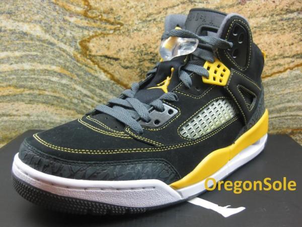 Air Jordan Spizike Black/University-Gold
