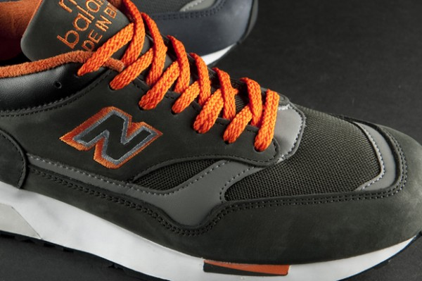 New Balance 1500 Orange/Bleue