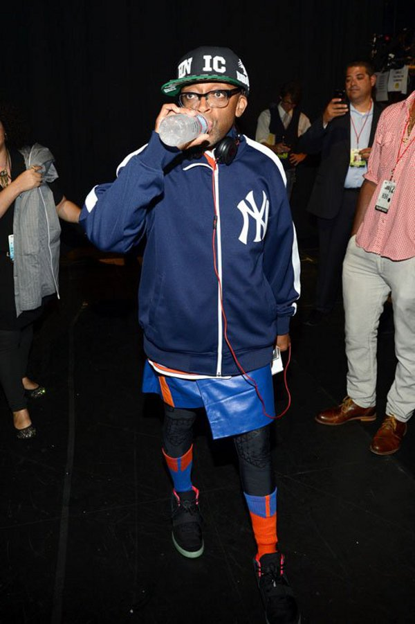Spike Lee - Nike Air Yeezy 2