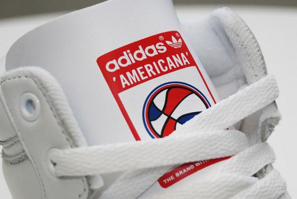 Adidas Americana Hi 88 OG Retro 2013
