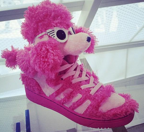 Adidas Teddy Bear Camo et Poddle