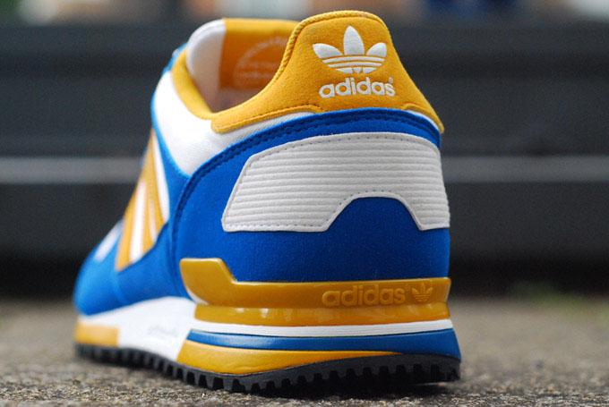 adidas zx 700 jaune