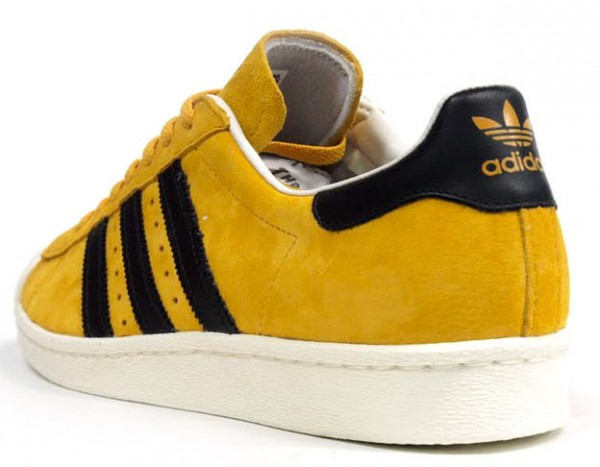 Adidas Superstar Mustard