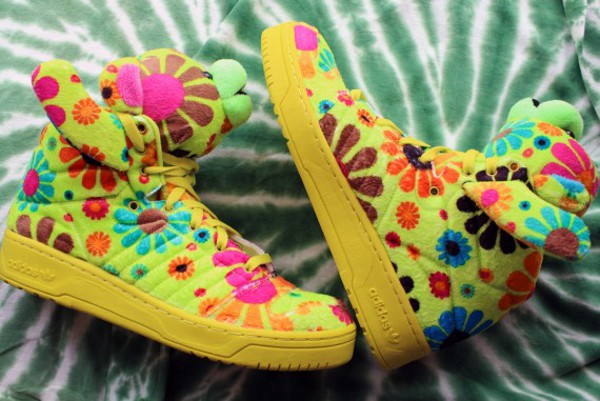 Adidas Jeremy Scott Peluche