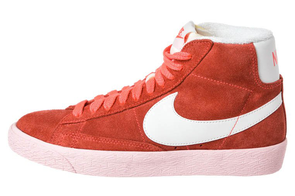 Nike Blazer Mid Orange