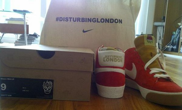 Nike Blazer x Disturbing London