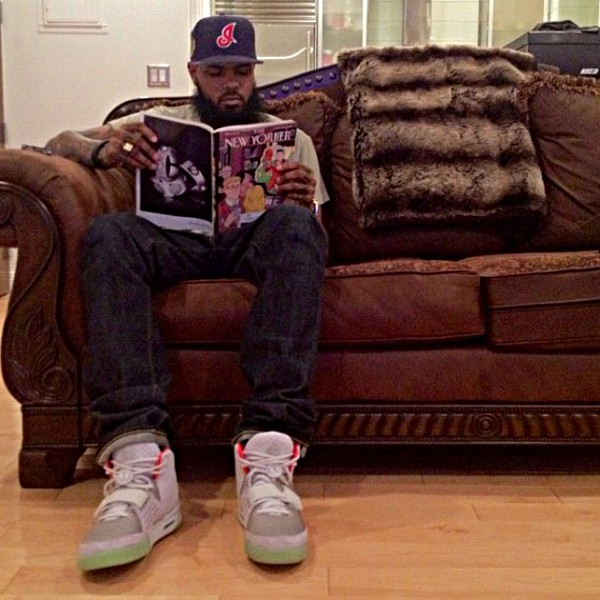 Stalley - Nike Air Yeezy 2