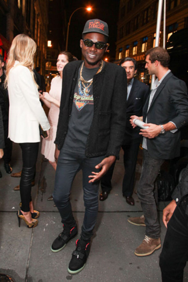 Theophilus London - Nike Air Yeezy 2