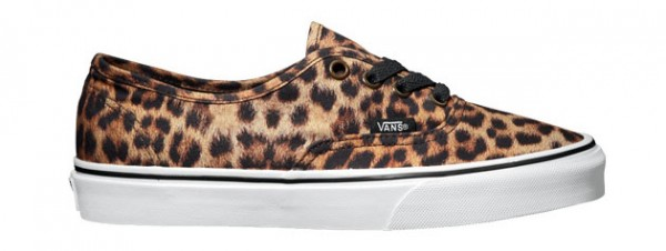 Vans Authentic - Leopard