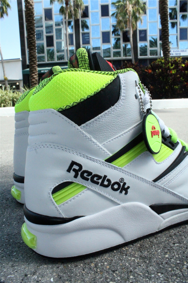 Reebok Pump Twilight