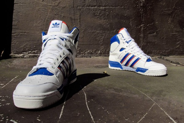 Adidas Conductor Hi Knicks/Ewing